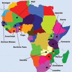Plaatje Afrika