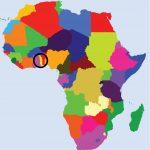 Afrika-kaart_Togo