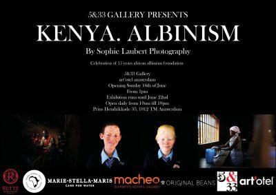 16 juni 2019 – Stichting Afrikaanse Albino's 15 jaar!
