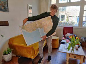 Jos Hummelen, nieuwe voorzitter Stichting Albinisme in Afrika